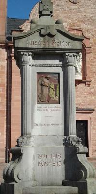 kriegerdenkmal homepage